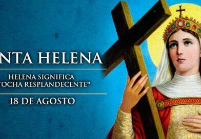 Como Santa Helena encontrou a Cruz de Cristo
